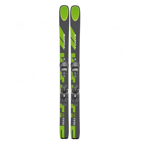Ski - Kastle FX106 HP + K13 Attack Demo AT | Ski