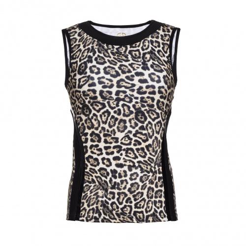 Clothing - Goldbergh Leona Singlet | Fitness