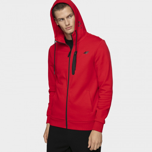 Clothing - 4f Men Hoodie BLM076 | Fitness