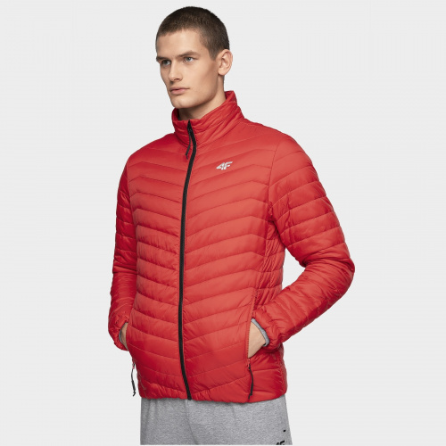 Winter Jackets - 4f Men Insulated Primaloft Jacket KUMP002A | Snowwear
