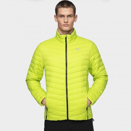 Winter Jackets - 4f Men Insulated Primaloft Jacket KUMP002A | Snowwear