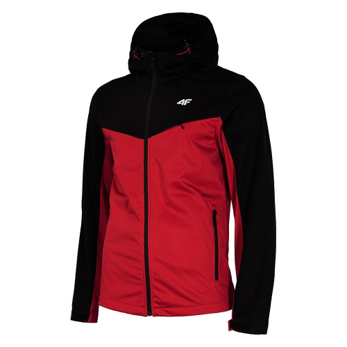 Clothing - 4f Men Softshell Jacket SFM002 | Fitness