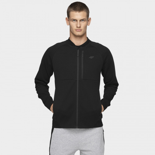 Clothing - 4f Men Sweatshirt BLM004A | Fitness