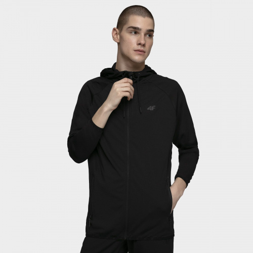 Clothing - 4f Men Sweatshirt BLMF002 | Fitness