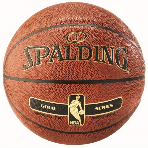 Balls -   spalding NBA Gold | Basketball