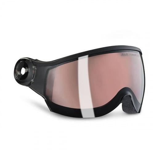 Ski Visor Helmet - Kask PHOTOCROMIC SMOKE PINK VISOR - S1 S2 | Snowboard