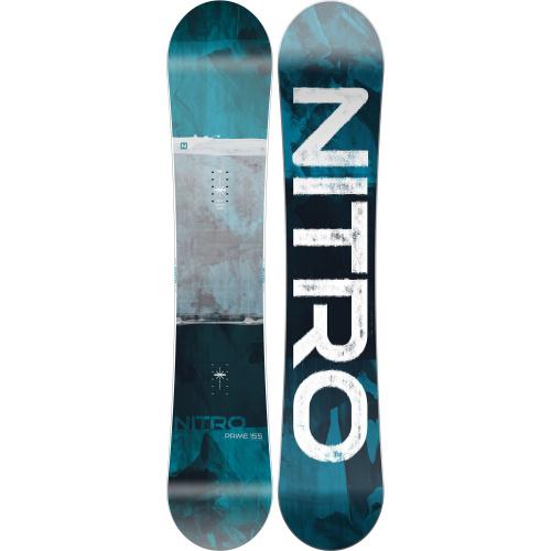 Boards - Nitro Prime Overlay   Snowboard
