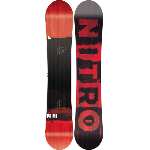 Boards - Nitro PRIME WIDE SCREEN | Snowboard
