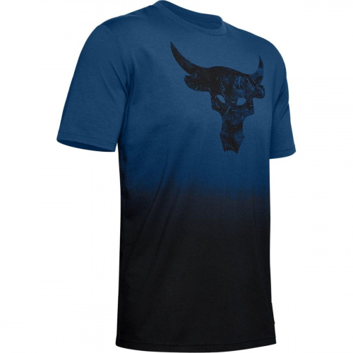 Clothing - Under Armour Project Rock Bull Graphic Short Sleeve 6099 | Fitness