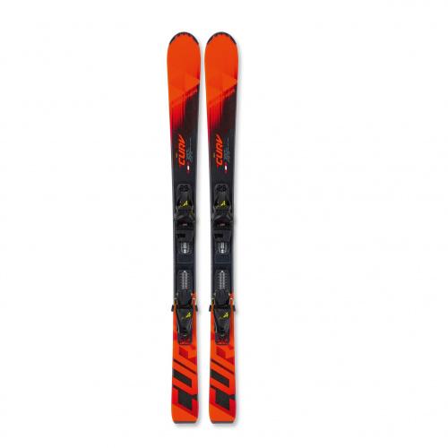 Ski - Fischer RC4 The Curv Jr. SLR PRO + FJ7 GW | Ski