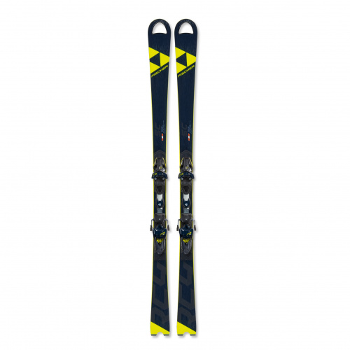 Ski - Fischer RC4 WC SC Curv Booster Yellow Base + RC4 Z13 Freeflex | Ski