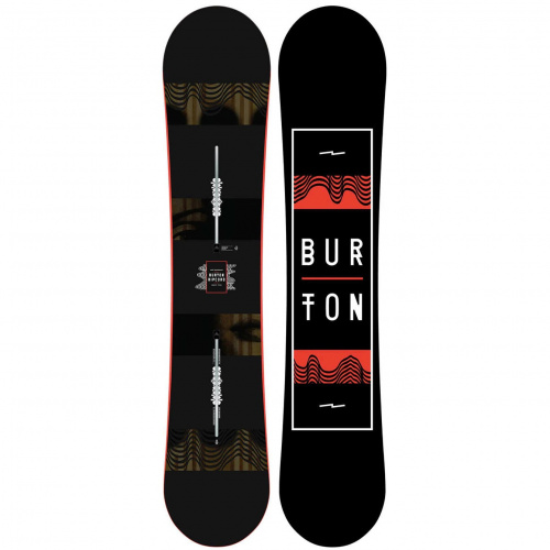 Boards - Burton Ripcord Flat Top | Snowboard