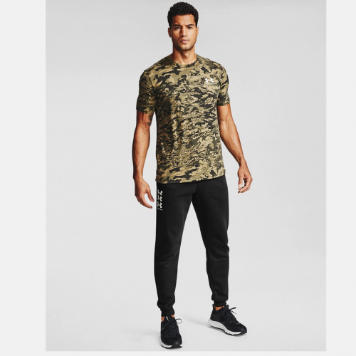 Clothing -  under armour Rival Fleece Multilogo Joggers 7131