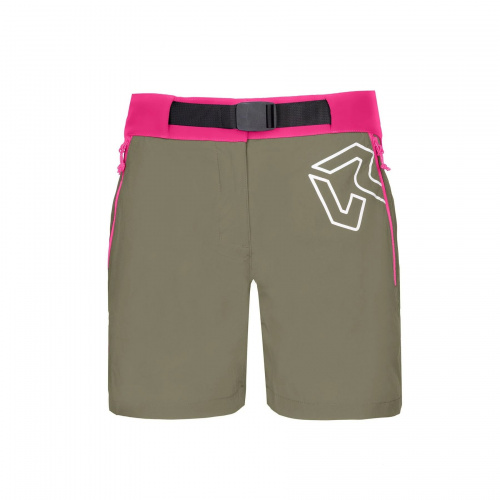 Clothing - Rock Experience Scarlet Runner women shorts  | Outdoor
