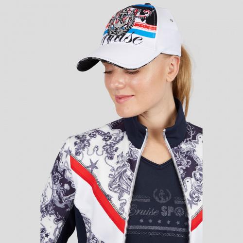 - Sportalm Sapphire Golf Cap  9399028702501 | Sportstyle