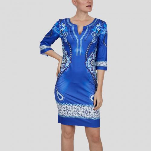 - Sportalm Seaside Fitted Dress  9393158692436 | Sportstyle