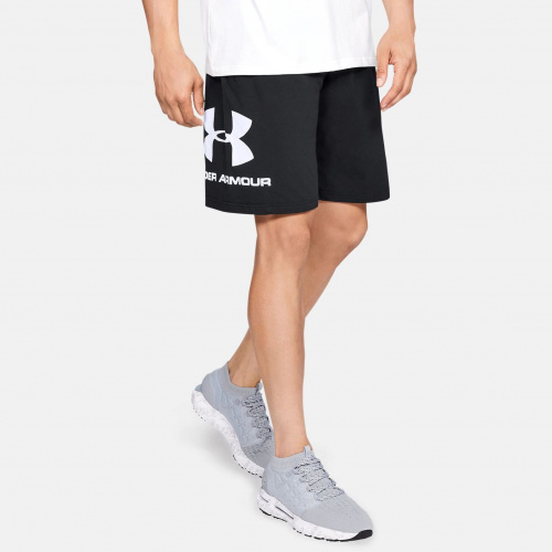 Clothing - Under Armour Sportstyle Cotton Graphic 9300 | Fitness