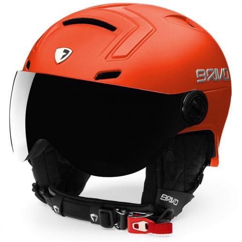 Ski & Snow Helmet - Briko STROMBOLI VISOR 1V | Snow-gear
