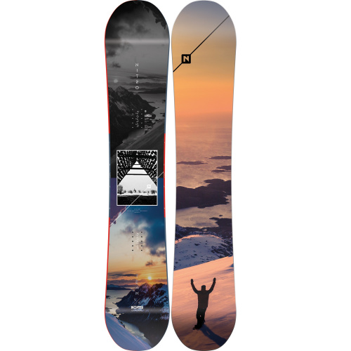 Boards - Nitro Team Exposure Gullwing   Snowboard