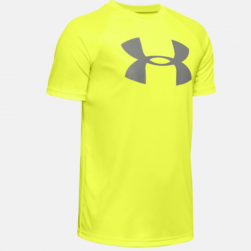 Clothing - Under Armour Tech Big Logo Short Sleeve 1850 | Fitness