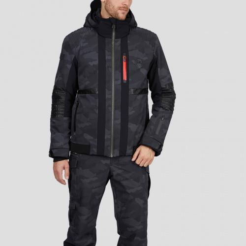 Ski & Snow Jackets - Sportalm Torben Camo 903021192-58 | Snowwear