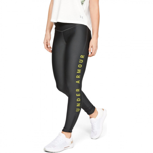 Clothing - Under Armour UA Armour Fly Fast Wordmark Tights 2602 | Fitness