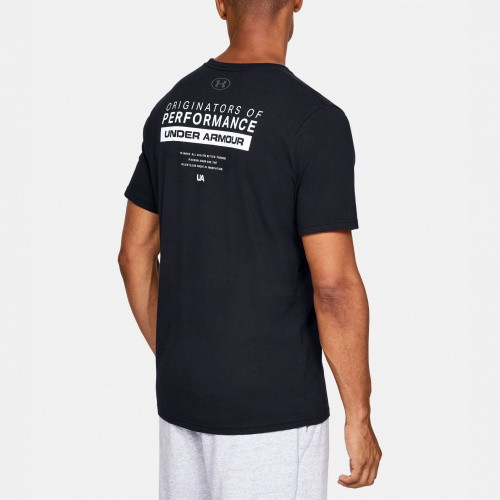Clothing - Under Armour UA Bar Originators of Performance T-Shirt 2045 | Fitness