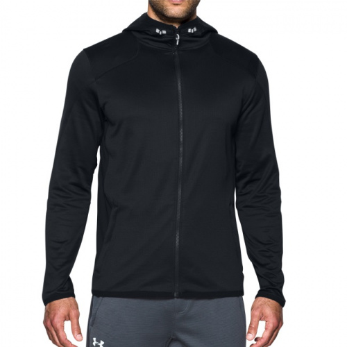 Clothing - Under Armour UA ColdGear Reactor Full Zip Hoodie 9166 | Fitness