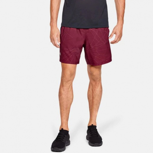 Clothing - Under Armour UA Launch SW 7 Printed Shorts 6573 | Fitness