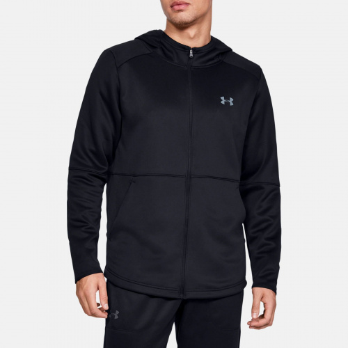Clothing - Under Armour UA MK-1 Warm-Up Full Zip Hoodie 5259 | Fitness