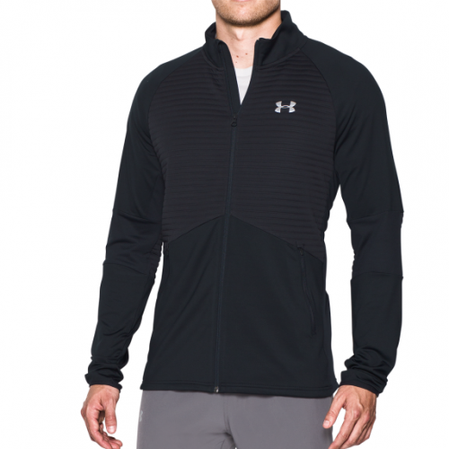 Clothing - Under Armour UA No Breaks ColdGear Infrared Run Jacket 9885 | Fitness