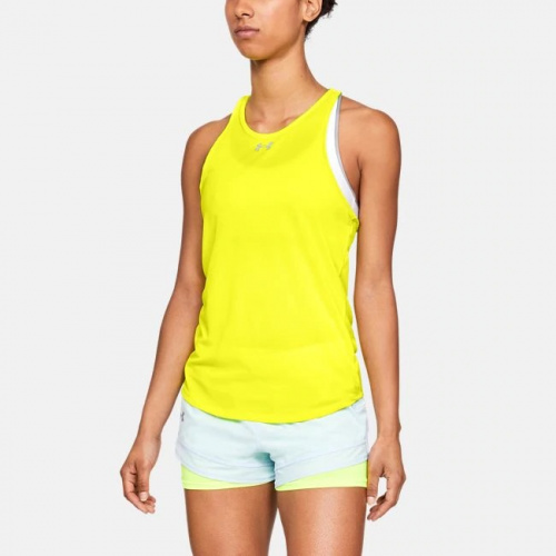 Clothing - Under Armour UA Qualifier HexDelta Tank Top 6503 | Fitness