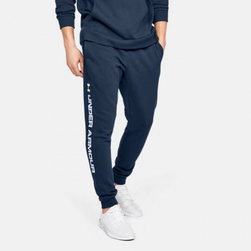 Clothing - Under Armour UA Rival Fleece Logo Joggers 5634 | Fitness