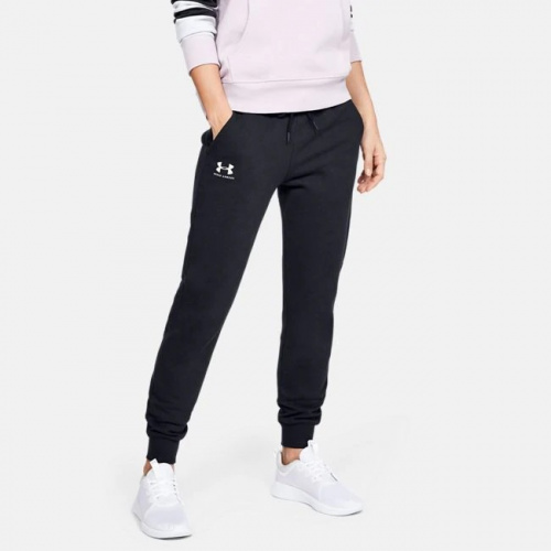Clothing - Under Armour UA Rival Fleece Sportstyle Graphic Pants 8549 | Fitness