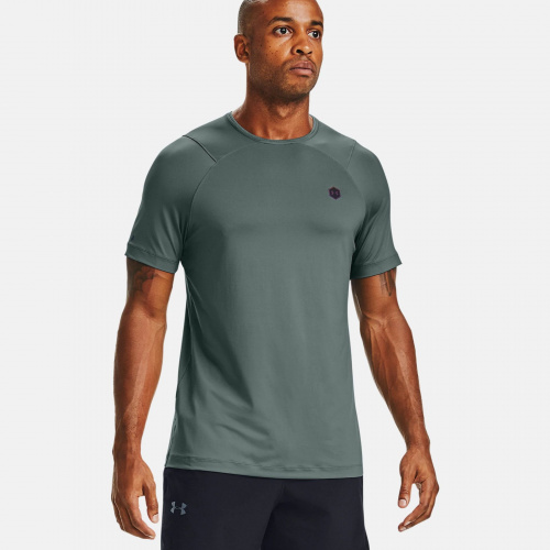 Clothing - Under Armour UA RUSH HeatGear T-Shirt 3450 | Fitness