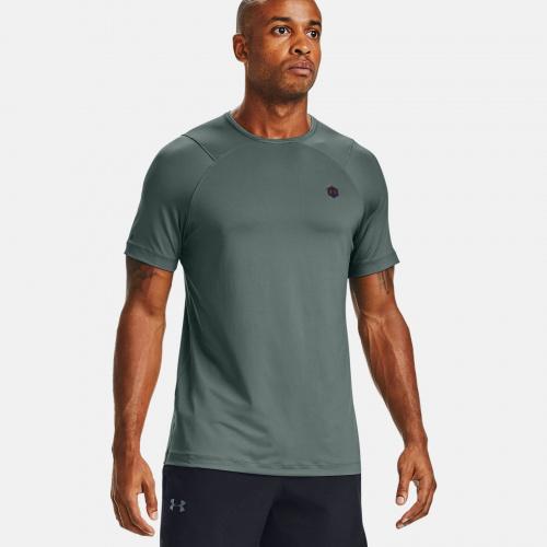 Clothing - Under Armour UA RUSH HeatGear T-Shirt 3450 | Fitness