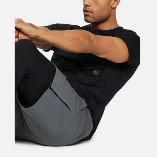 Clothing - Under Armour UA Rush Short Sleeve 7641   Fitness