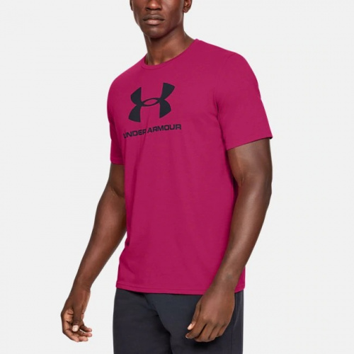 Clothing - Under Armour UA Sportstyle Logo T-Shirt 9590 | Fitness
