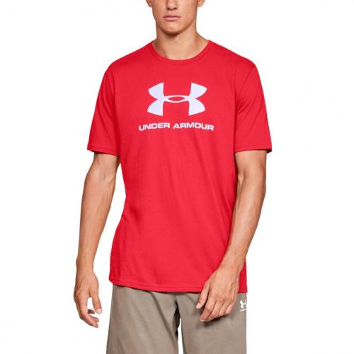 Clothing - Under Armour UA Sportstyle Logo T-Shirt 9590 | Fitness