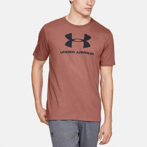 Clothing - Under Armour UA Sportstyle Logo T-Shirt 9590   Fitness