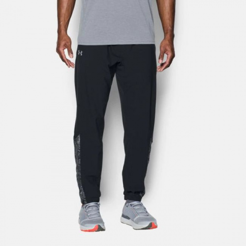 Clothing - Under Armour UA Storm Run Printed Trousers 9753 | Fitness
