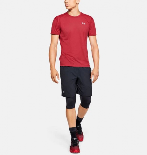 Clothing -  under armour UA Streaker Short Sleeve T-Shirt 6579
