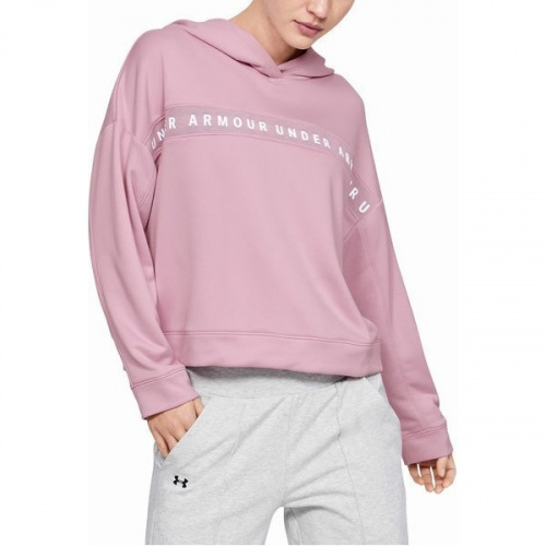 Clothing - Under Armour UA Tech Terry Hoodie 4489 | Fitness