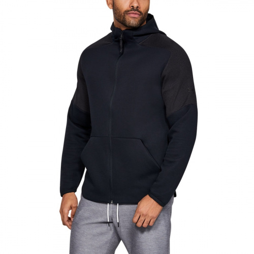 Clothing - Under Armour UA Unstoppable Move Light Full Zip Hoodie 9265 | Fitness