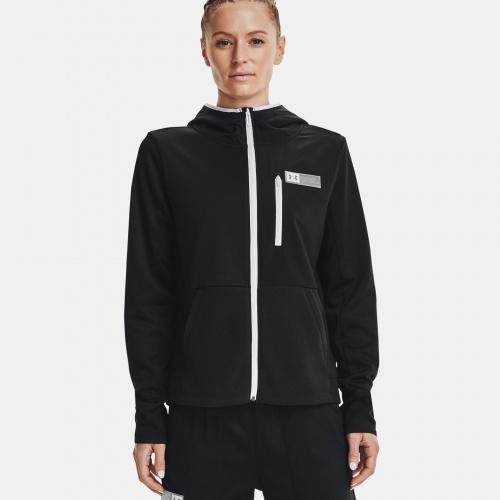 Clothing - Under Armour  Plus Full Zip Hoodie   Fitness