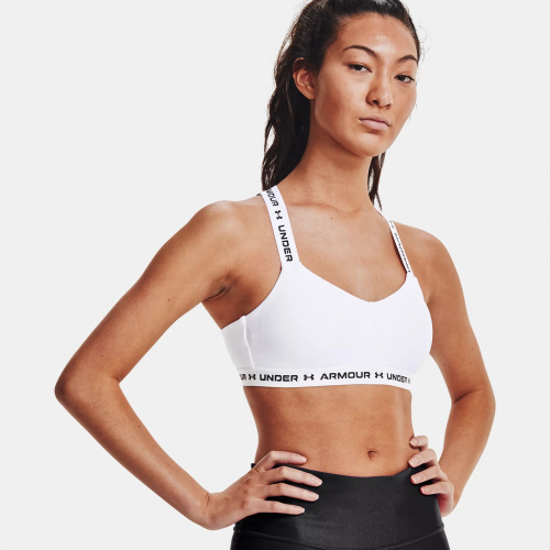 Clothing - Under Armour Crossback Low Sports Bra | Fitness