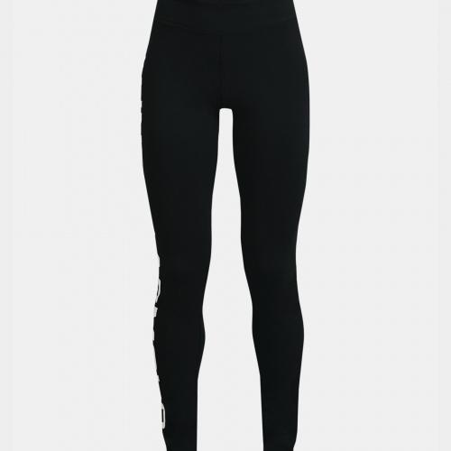 Clothing - Under Armour Girls UA Sportstyle Branded Leggings | Fitness