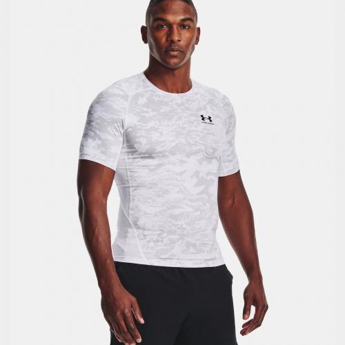 Clothing - Under Armour HeatGear Armour Camo T-Shirt 1519 | Fitness