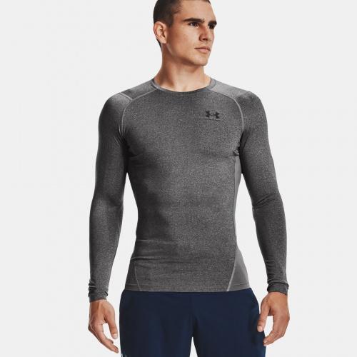 Clothing - Under Armour HeatGear Armour Long Sleeve | Fitness