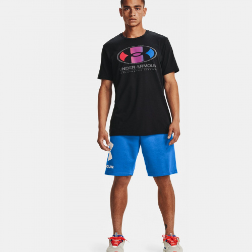 Clothing - Under Armour Multi Color Lockertag Short Sleeve 1676 | Fitness